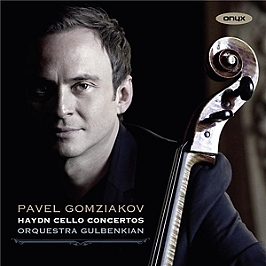 Cello concertos, CD