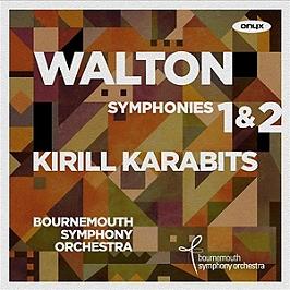 Symphonies n°1 & 2, CD