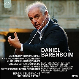 Barenboim edition /vol.2, Dvd Musical
