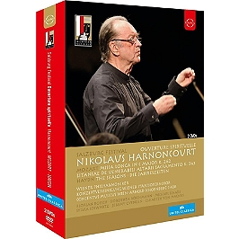 Festival de Salzbourg 2012 / 2013, Dvd Musical