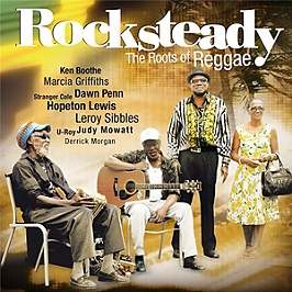 Rocksteady : the roots of reggae, CD