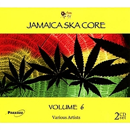 Jamaica ska core /vol.6, CD