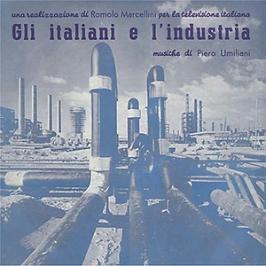Gli italiani e l'industria, Vinyle 33T