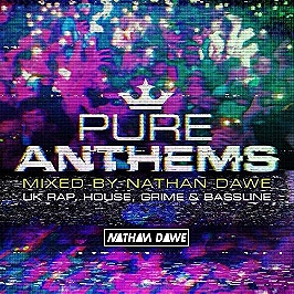Pure anthems, UK rap, house, grime and bassline, CD Digipack