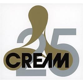 Cream 25, CD Digipack
