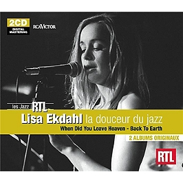 RTL jazz Lisa Ekdahl, CD