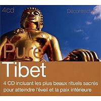 Pure tibet de Compilation en CD Digipack
