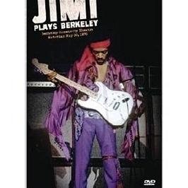 Jimi plays Berkeley, Dvd Musical