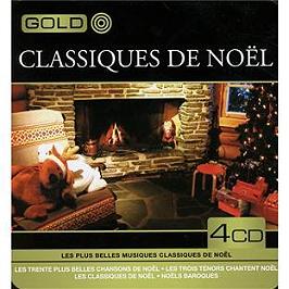 Classiques de Noël : les plus belles musiques classiques de Noël, CD + Box