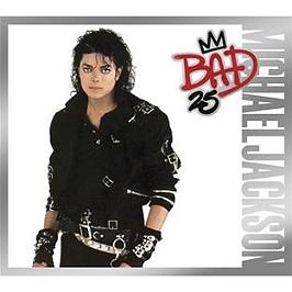 Bad 25th anniversary edition, CD