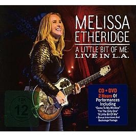 A little bit of me : live in L.A., CD + Dvd