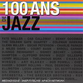 100 ans de jazz, CD