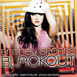 Blackout, CD