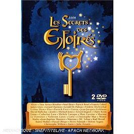 Les secrets des enfoirés 2008, Dvd Musical