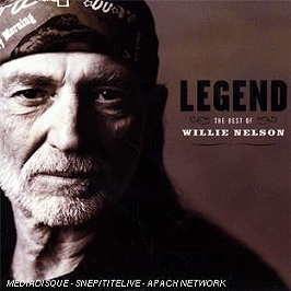 Legend : the best of Willie Nelson, CD