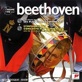 1 heure 1 vie avec Beethoven, CD