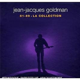 81-89 la collection, CD + Dvd