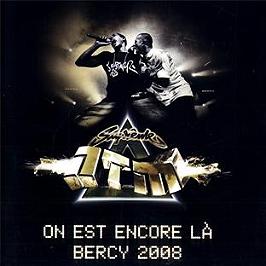 Live Bercy 2008, CD