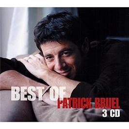 Best of : Patrick Bruel, CD Digipack