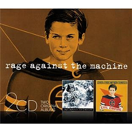 Rage Against The Machine / evil empire, CD