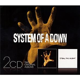 System of a down - steal this album, CD