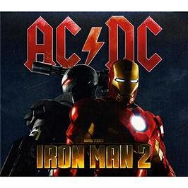 Iron man 2 (bof), CD Digipack