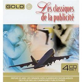 Les classiques de la publicité, CD + Box