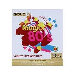 Magic 80's, CD + Box