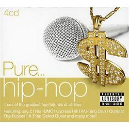 Pure...hip-hop, CD Digipack