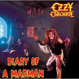 Diary of a mad man, CD
