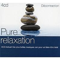 Pure decontraction/relaxation de Compilation en CD