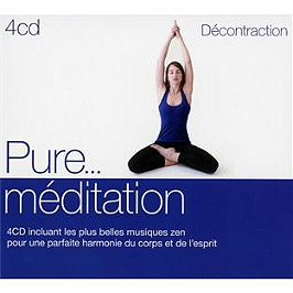 Pure decontraction/meditation, CD
