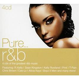 Pure...r&b, CD Digipack