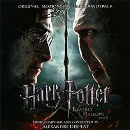 Harry Potter et les reliques de la mort partie 2 (bof), CD + Plage Multimedia