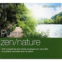 Pure decontraction/nature de Compilation en CD