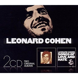 Songs of Leonard Cohen / songs of love and hate, CD