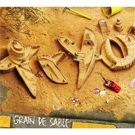 Grain de sable, CD Digipack