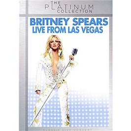 Live from Las Vegas, Dvd Musical