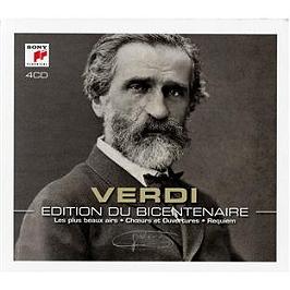 édition du bicentenaire : les plus beaux airs - choeurs & ouvertures - requiem, CD