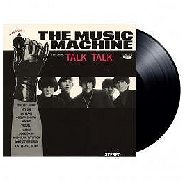 (turn on) The Music Machine, Vinyle 33T