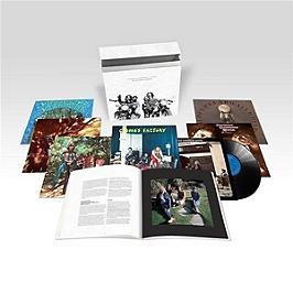 The studio albums collection, Edition limitée coffret deluxe 7 vinyles., Vinyle 33T