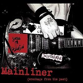 Mainliner, Vinyle 33T