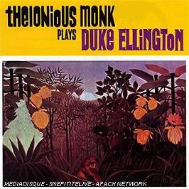 Thelonious Monk Plays Duke Ellington, CD