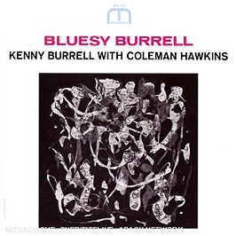 Bluesy Burrell, CD