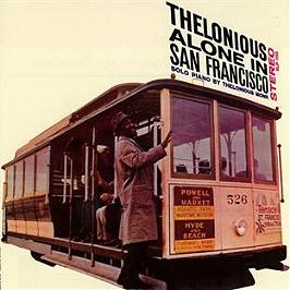 Alone in San Francisco, CD