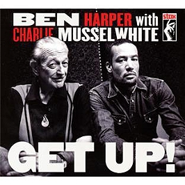 Get up !, CD Digipack
