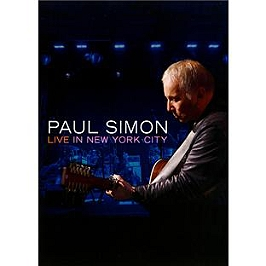 Live in New York City, Dvd Musical