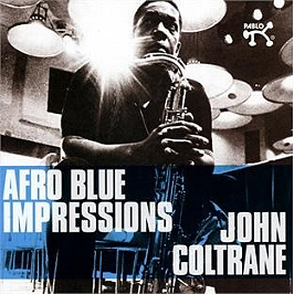 Afro blue impressions, CD