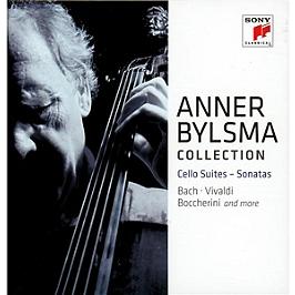 Suites pour violoncelle - sonates, CD + Box
