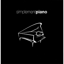Simplement piano, CD